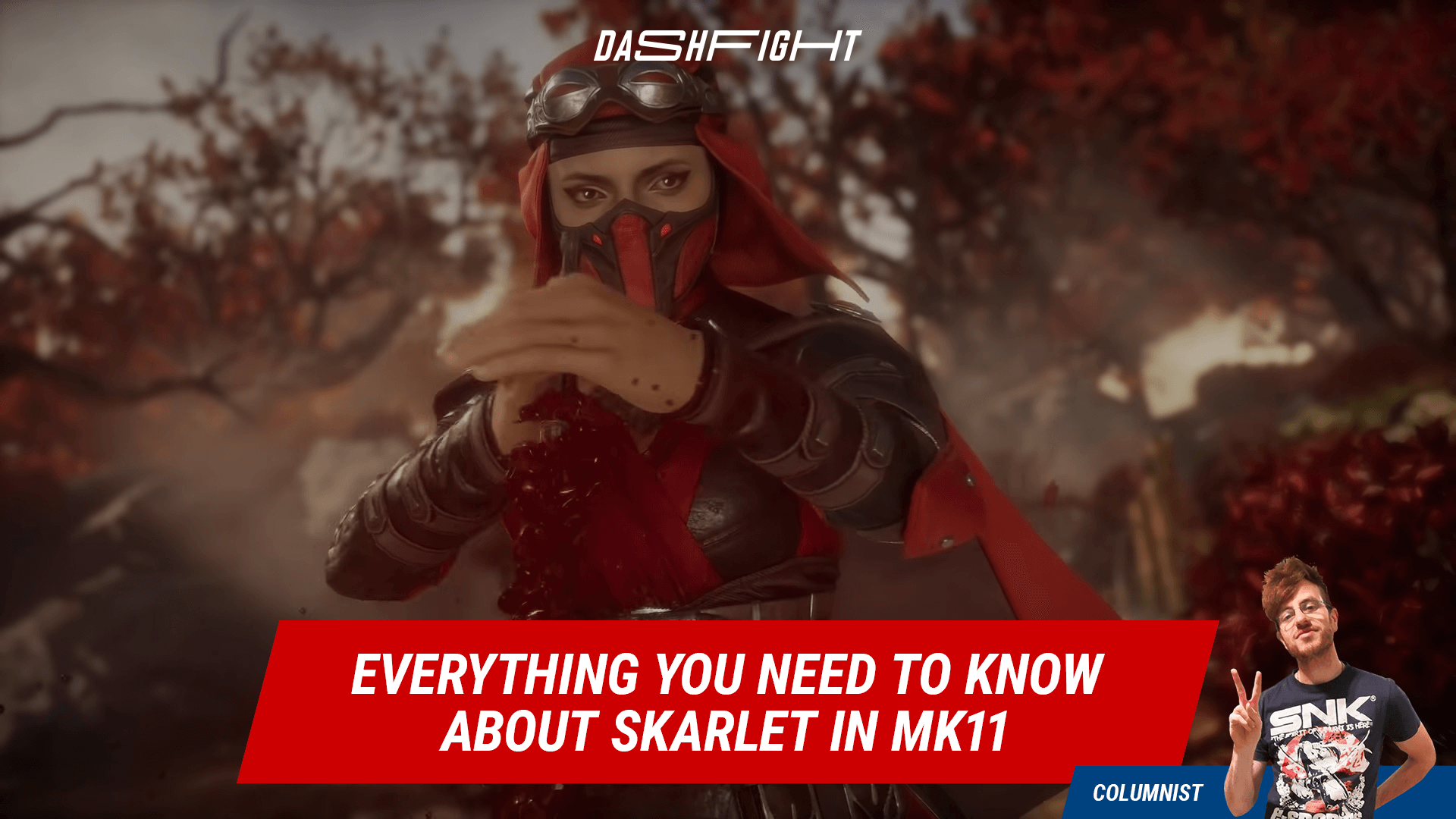 Everything You Need To Know About Skarlet