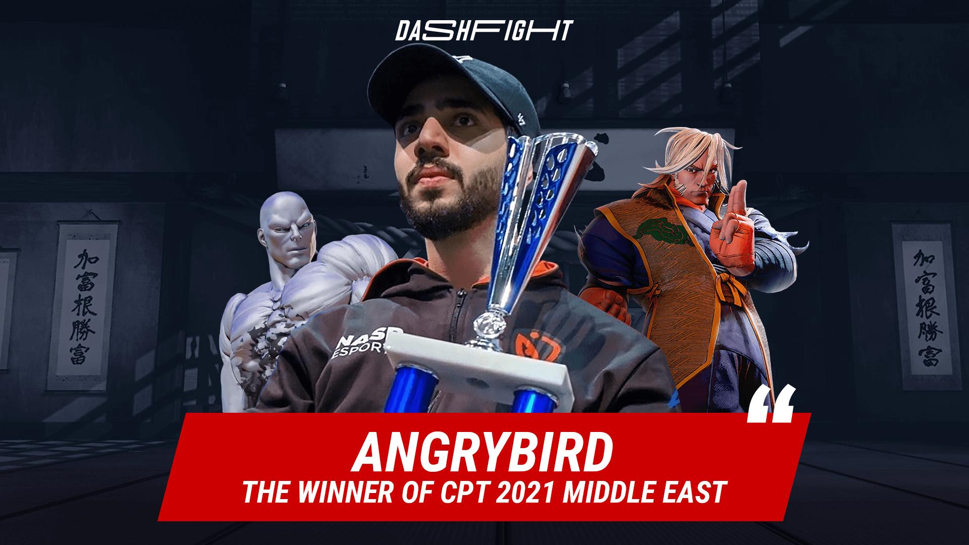 AngryBird, the Winner of CPT Middle East: Zeku is broken in lags