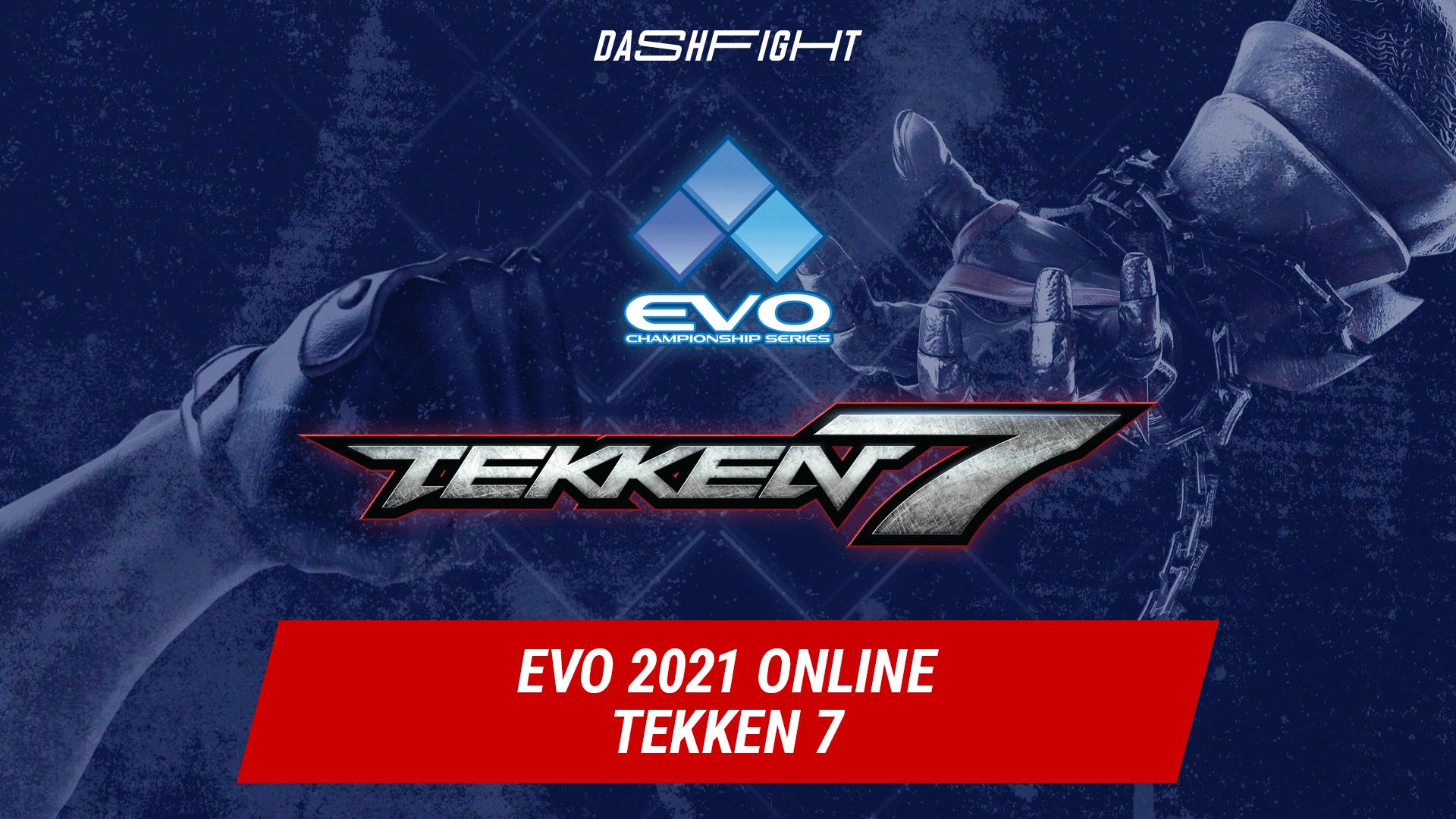 Tekken 7 Evo 2021 Online: Schedule, Brackets and Results