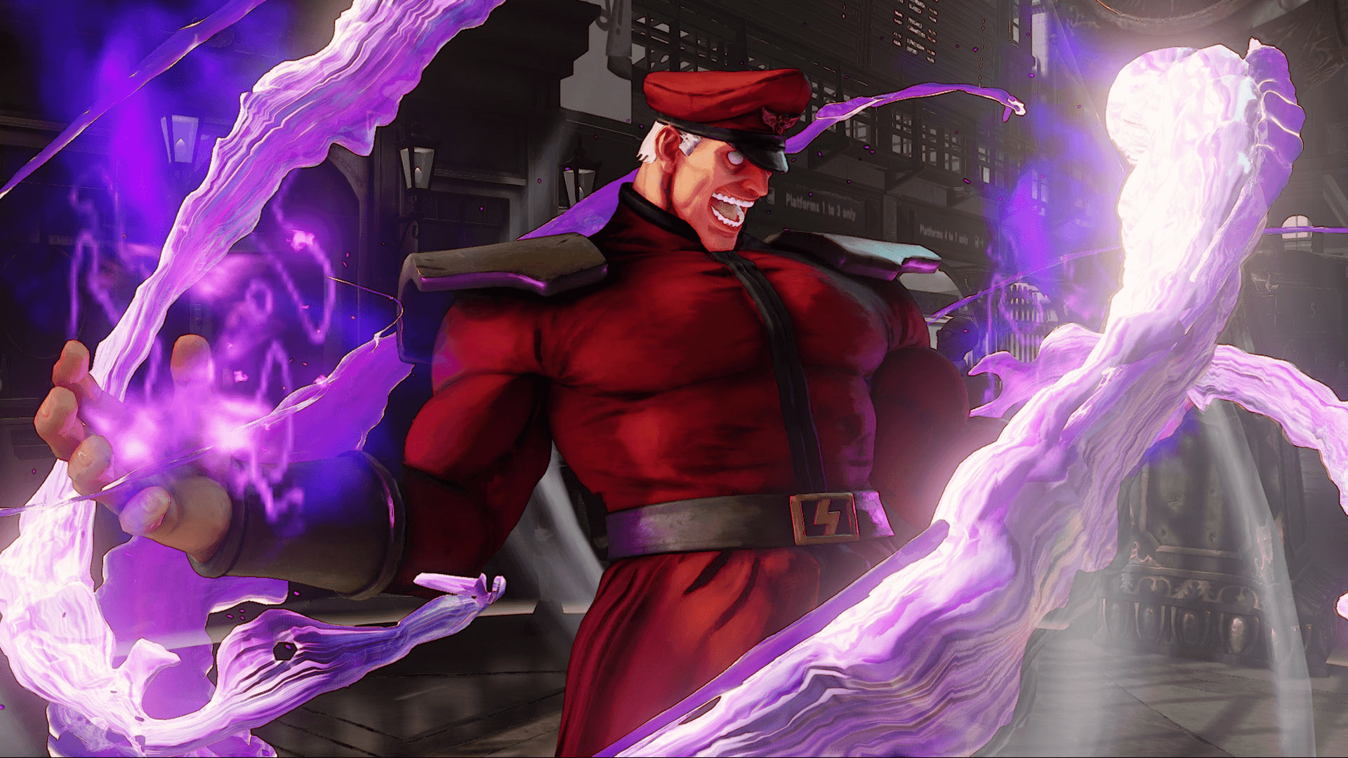 Street Fighter 5: M Bison Guide - Combos and Move List