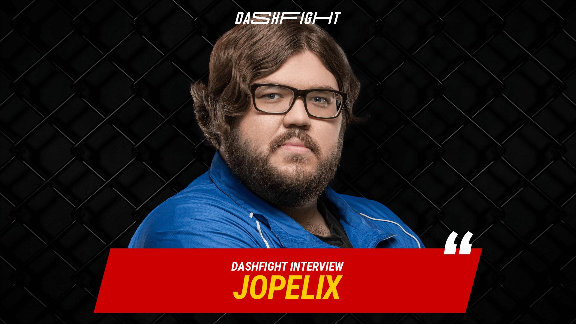 DashFight Video Interview: Jopelix