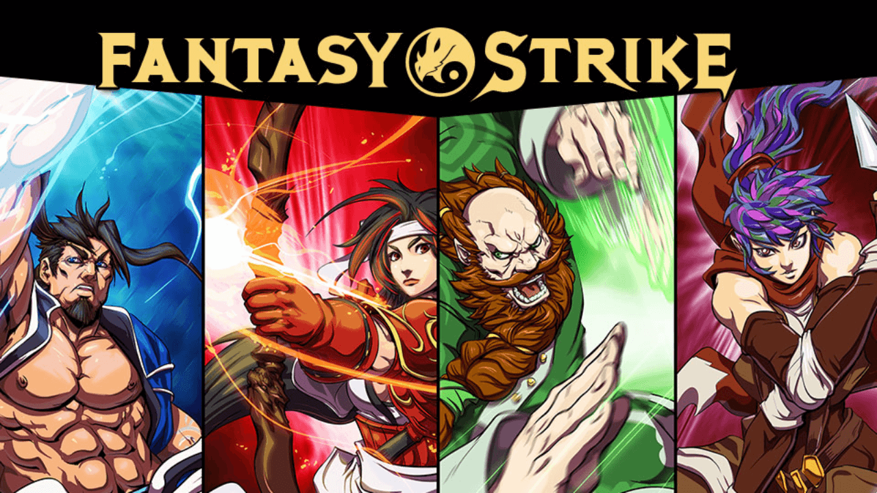 A Street Fighter-like Game Fantasy Strike is Free-to-Play Now