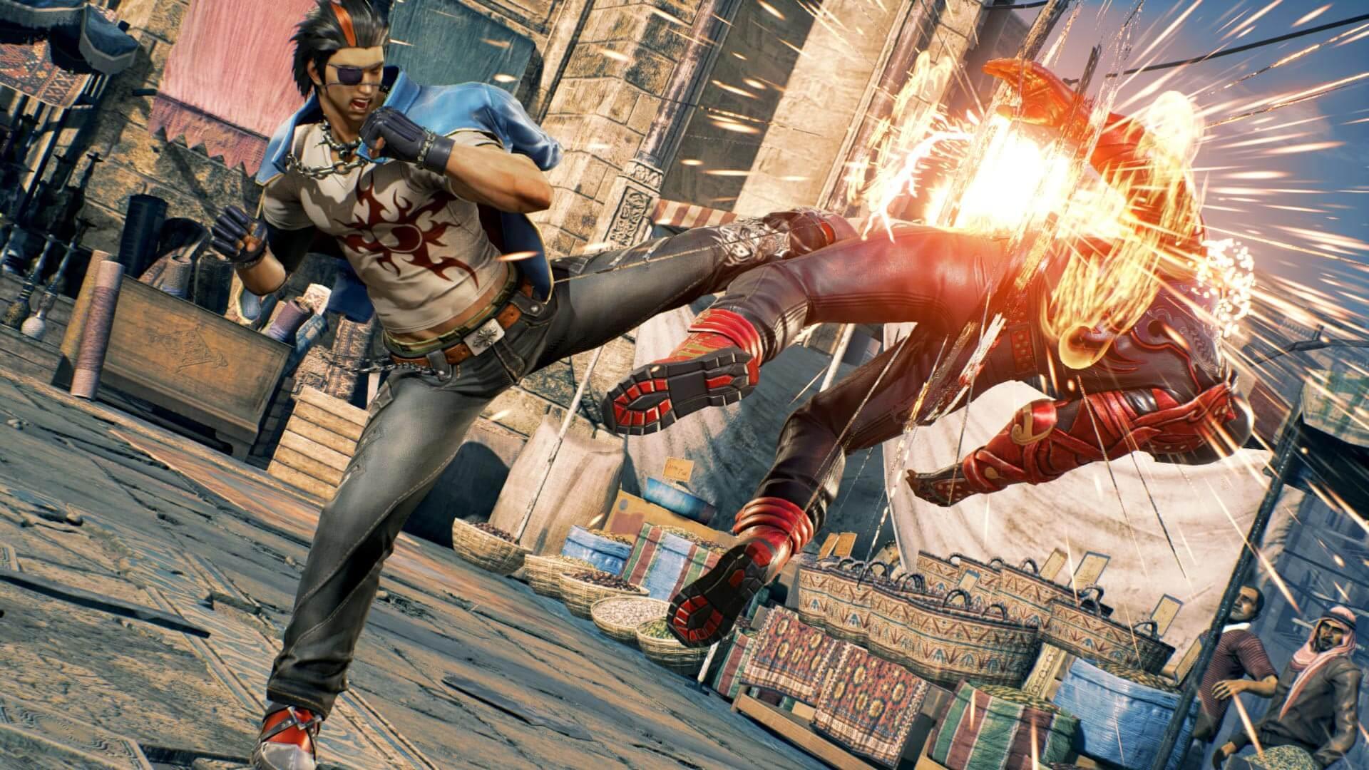 Katsuhiro Harada Announces Further Improvements to Tekken Online Mode