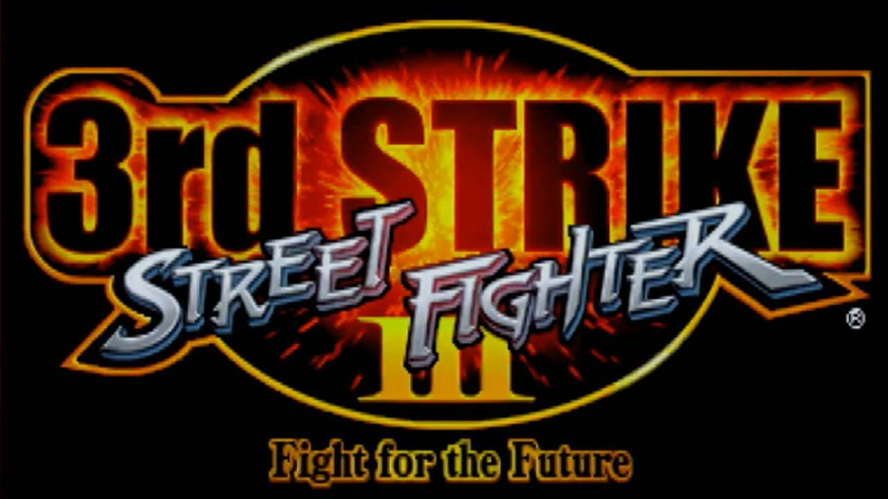 Street Fighter Esports - a Glimpse Into the 3rd Strike Past