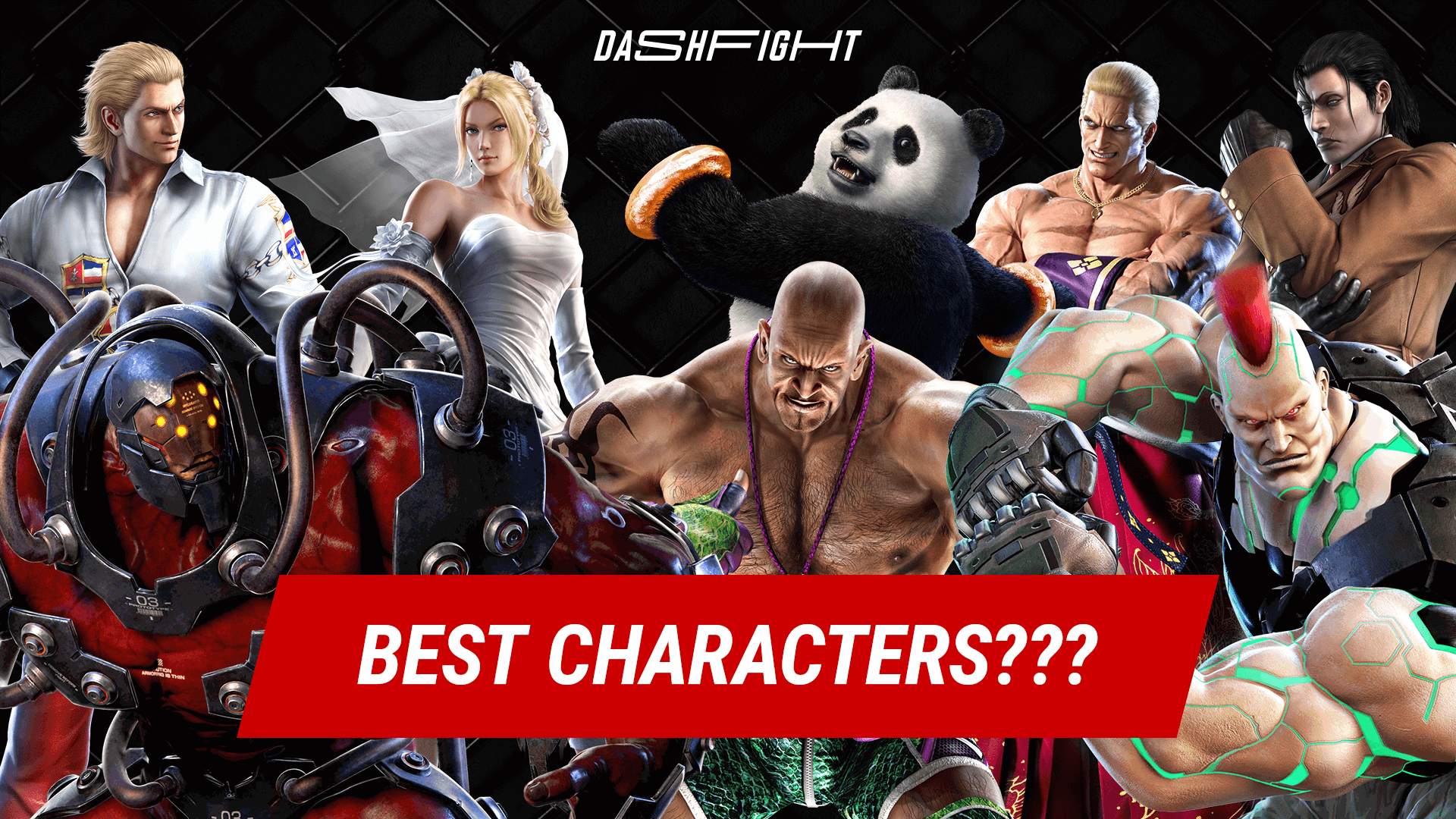 Best Tekken 7 Characters For Your Playstyle