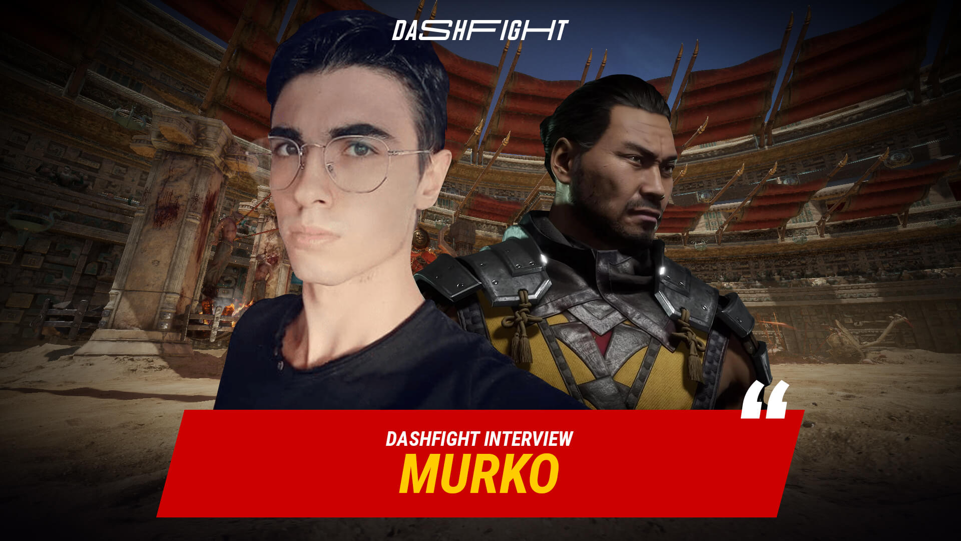 Murko Interview: I Use Scorpion Partly Because of My Zodiac Sign