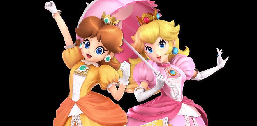 Peach / Daisy