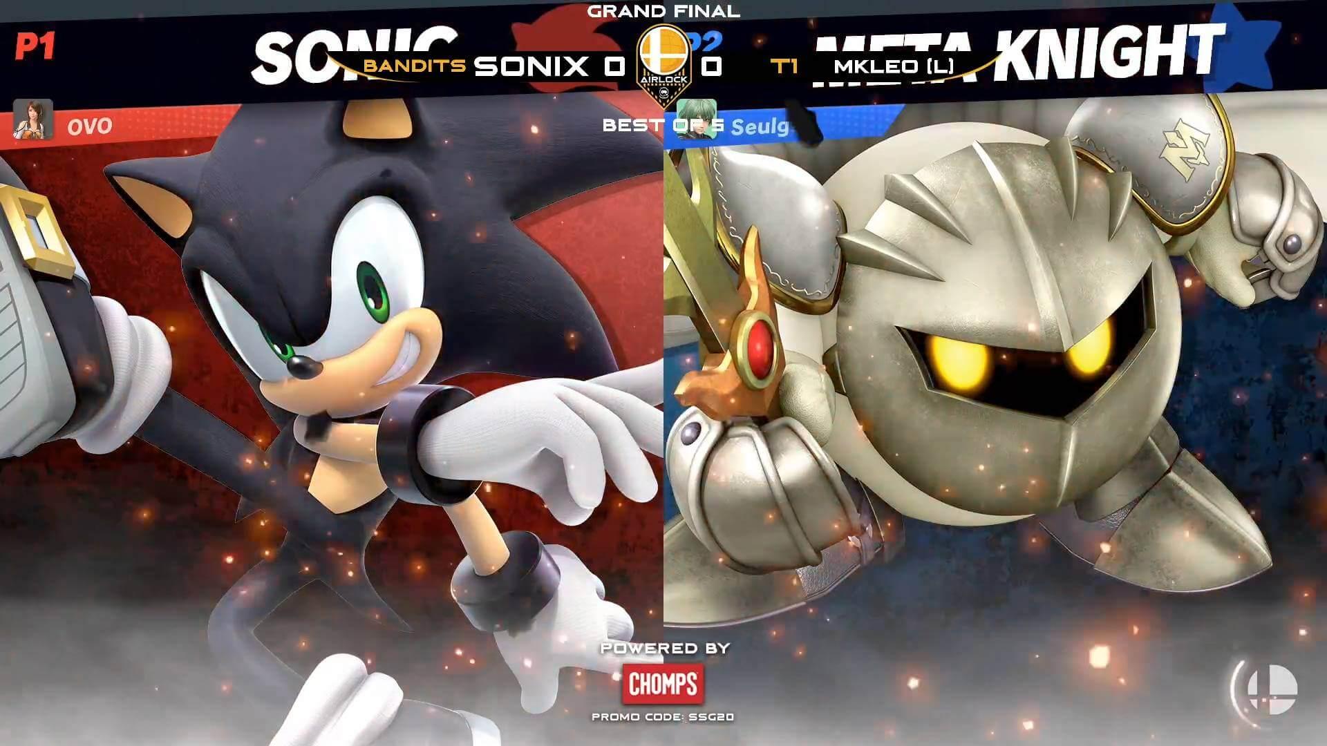 Smash Ultimete esports The Airlock - Grand Final screenshot