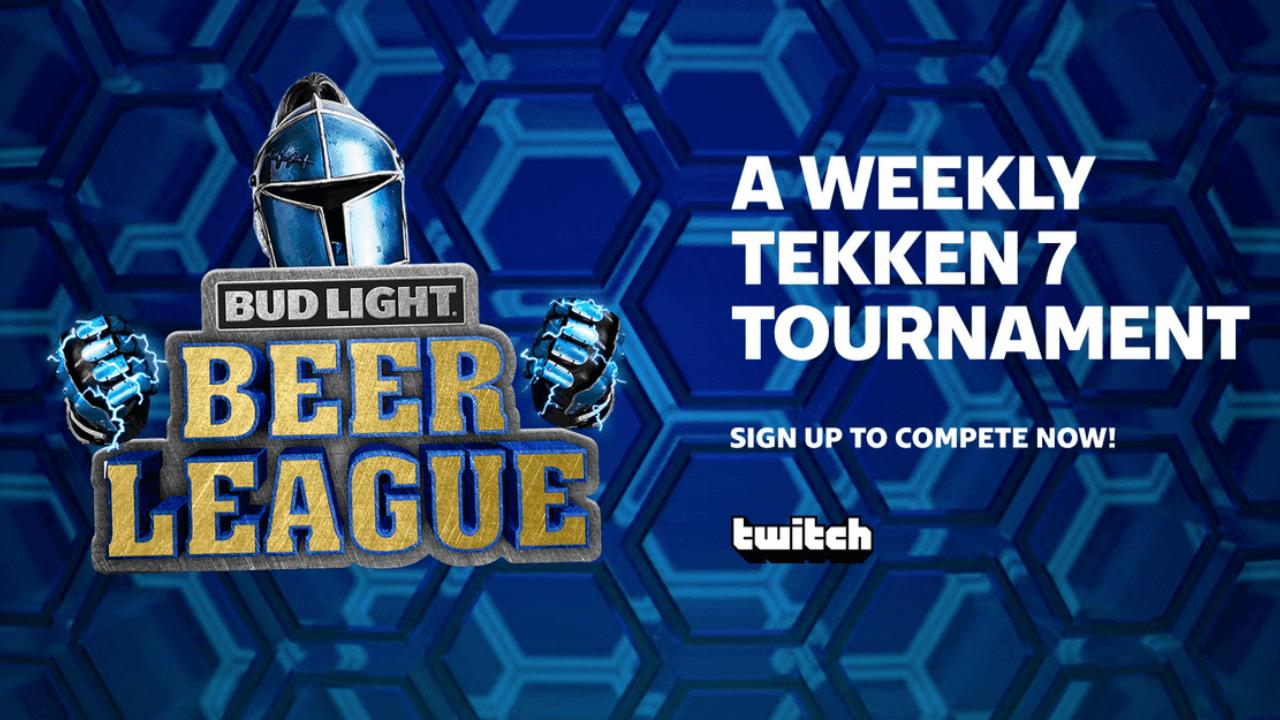 Bud Light Beer League is Up and Running - Tekken 7 West Week 2