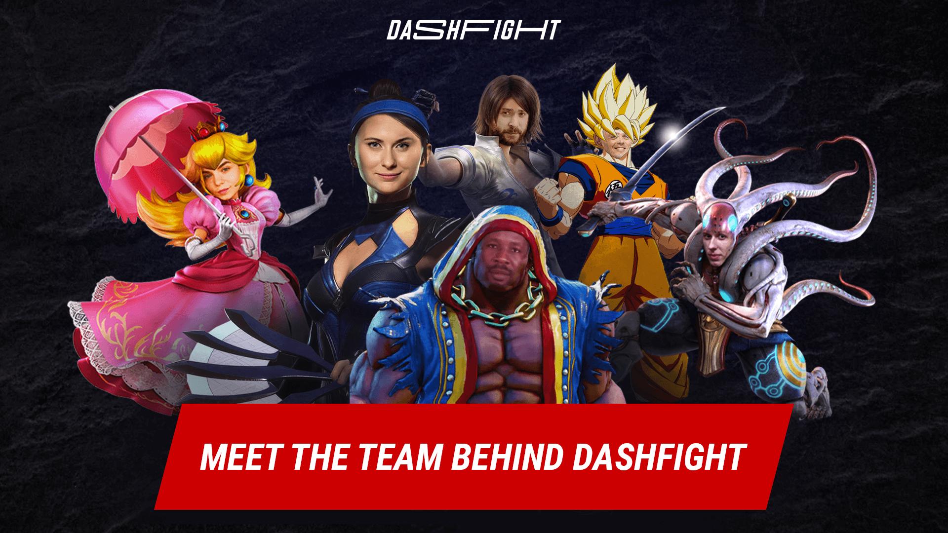 Meet The DashFight Family