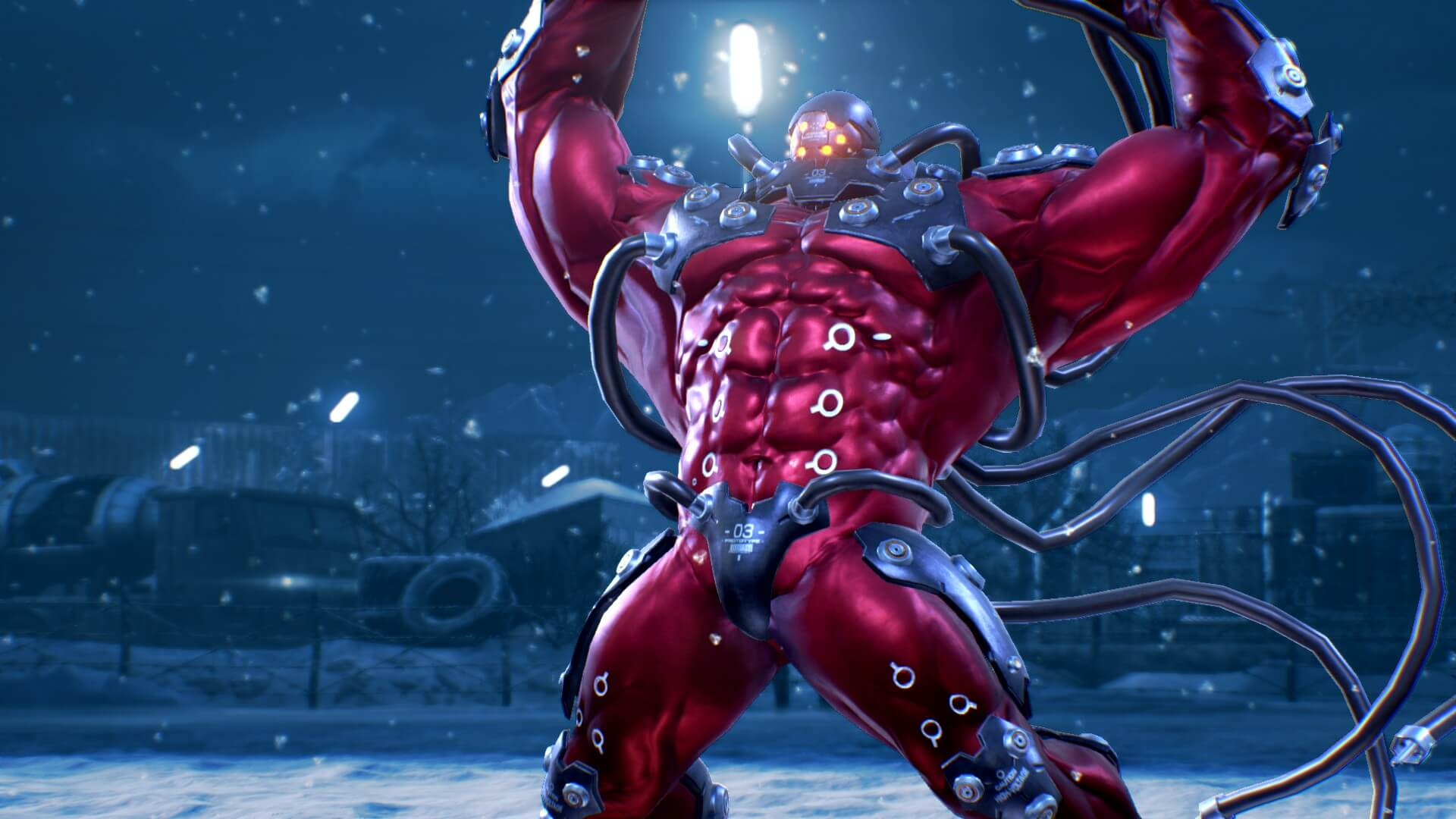 Harada named fighter with the highest win rate in the updated Tekken 7