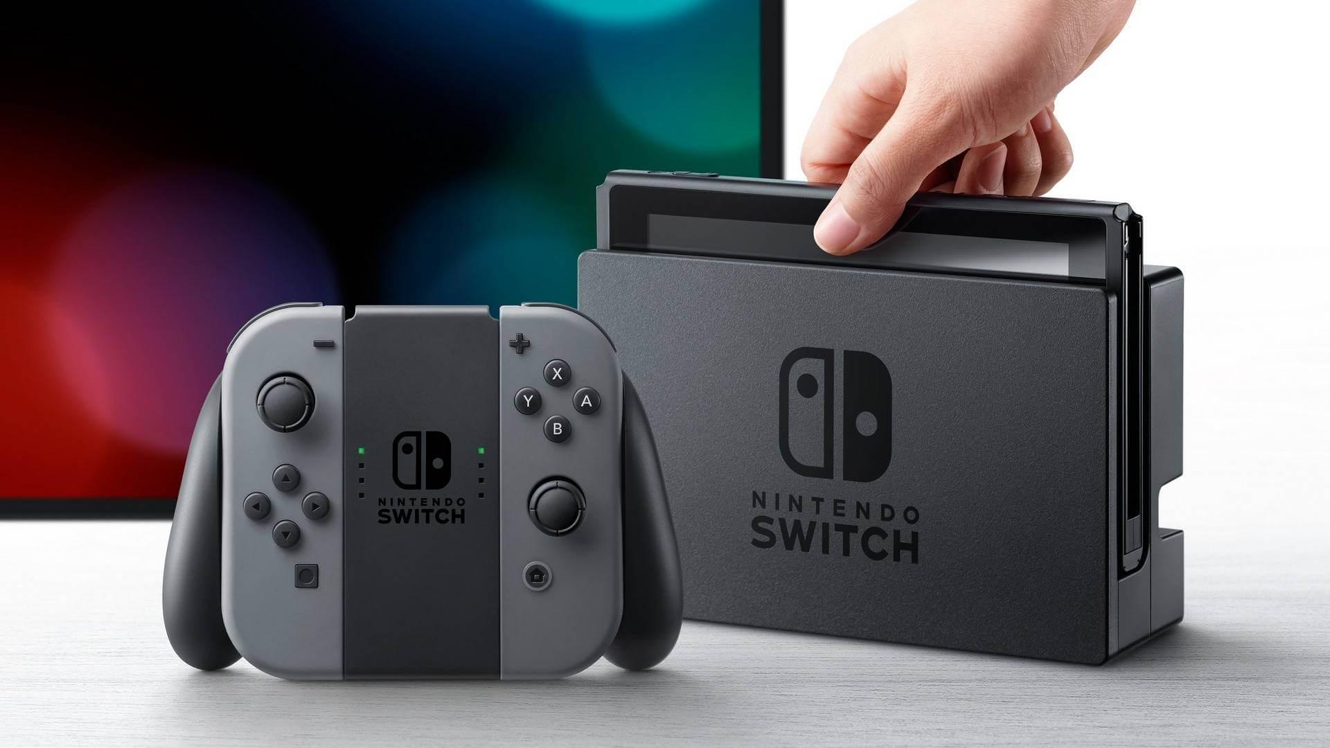 Nintendo Switch Set a New Record