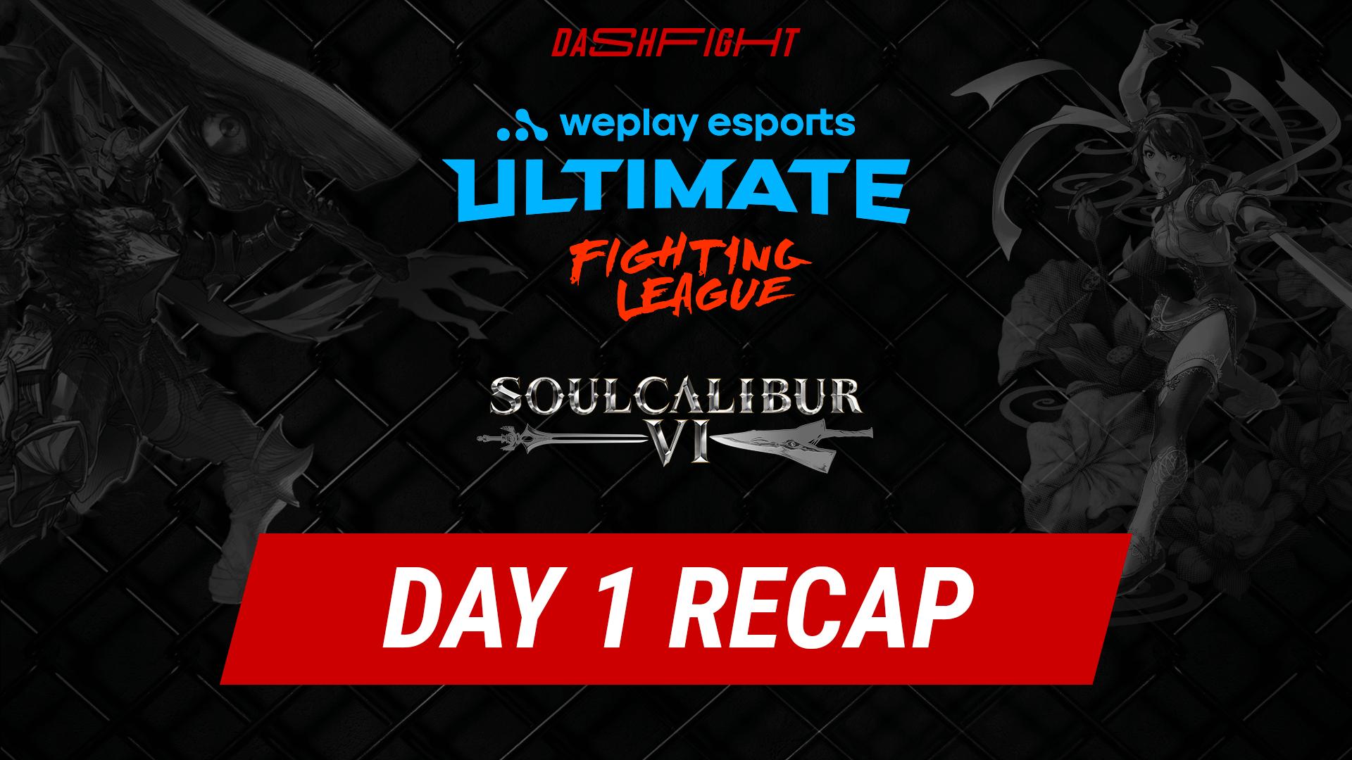 WUFL SC6 Day 1 Recap