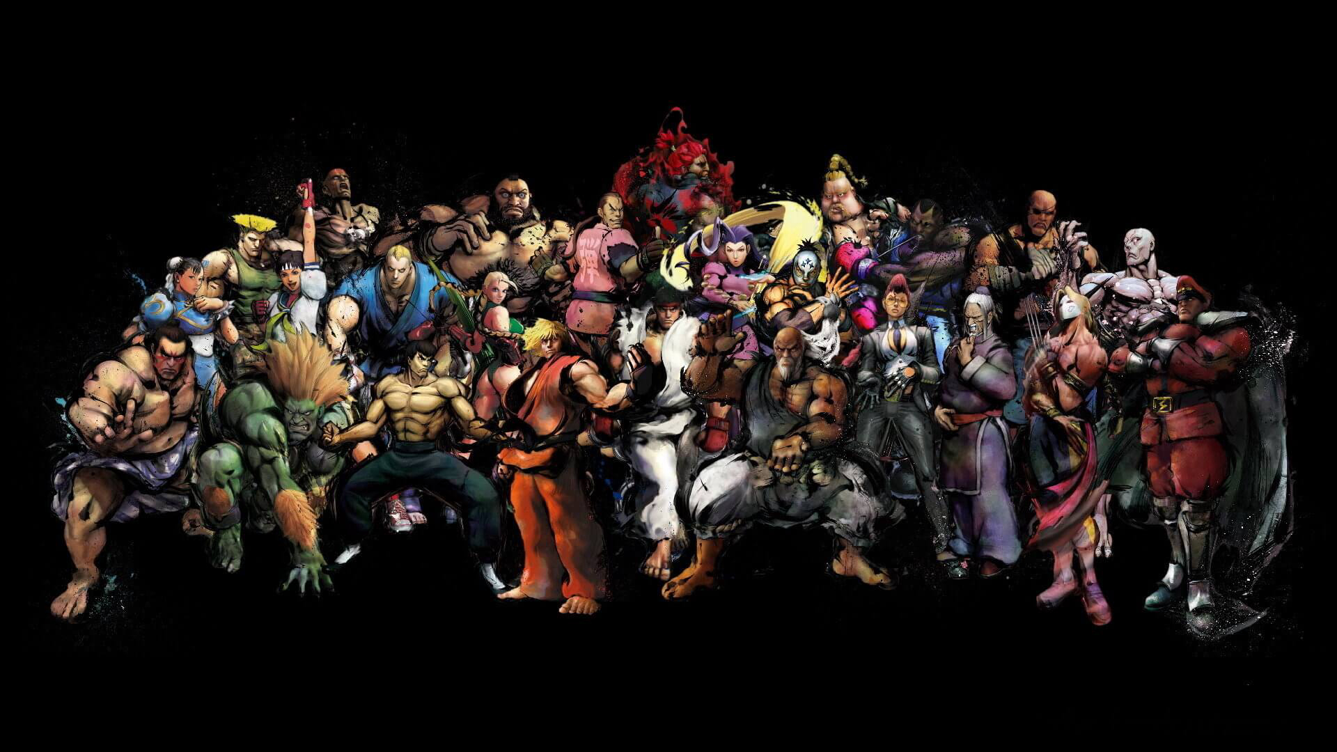 Sensations and drama at the resumption of Street Fighter League Pro