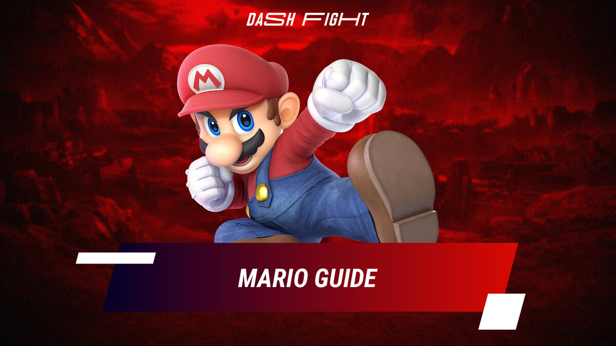 Smash Ultimate: Mario Guide - Combos and Moves