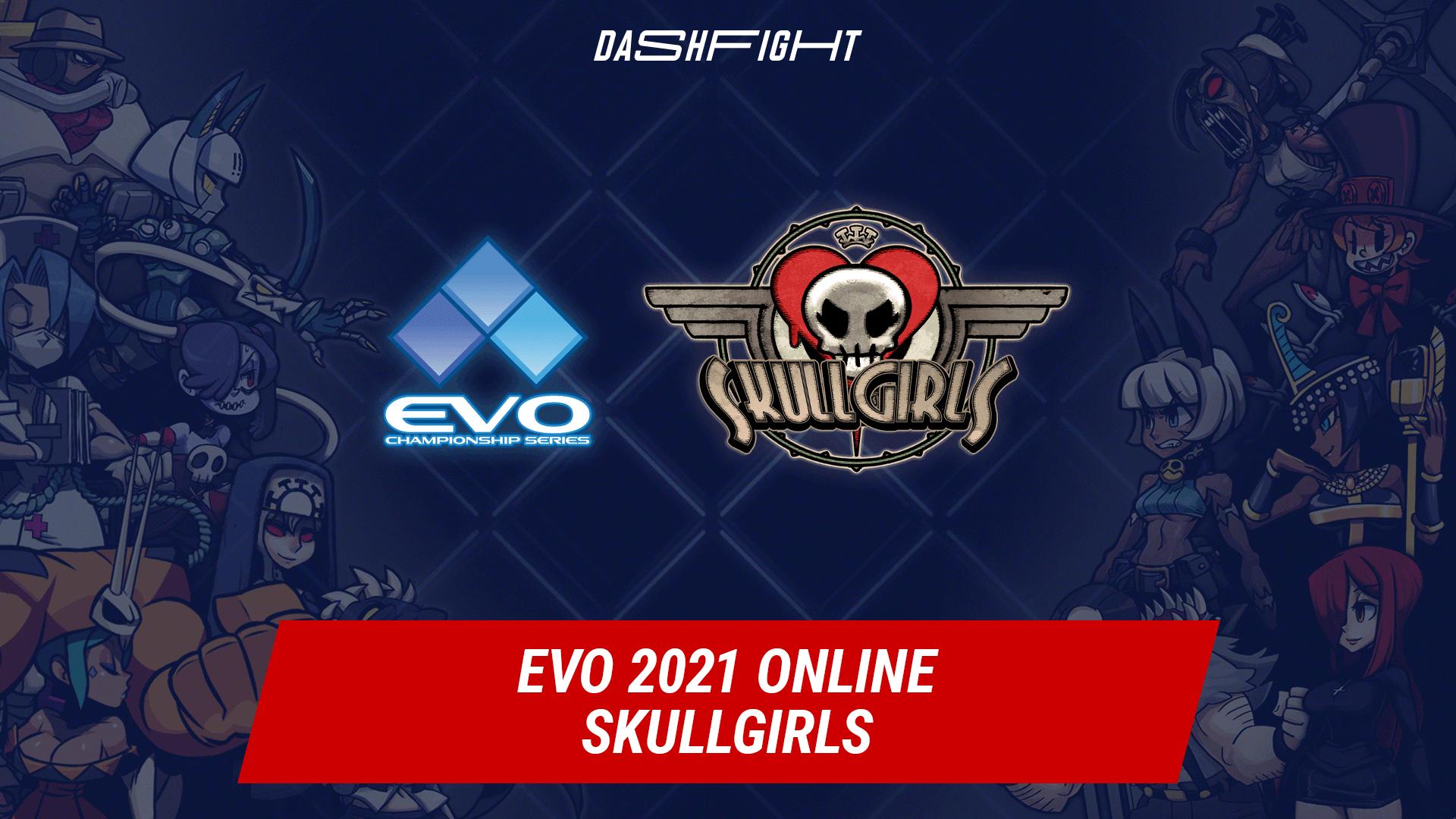 Evo 2021 Online Skullgirls: Schedule, Brackets, and Results