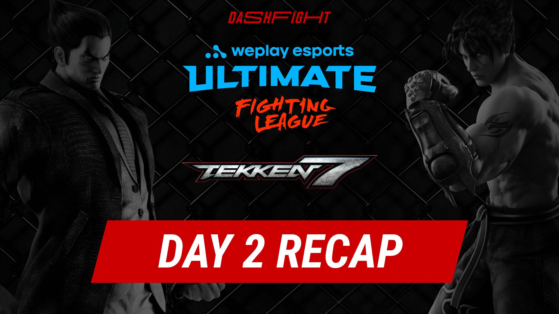WUFL Tekken 7 Day 2 Recap