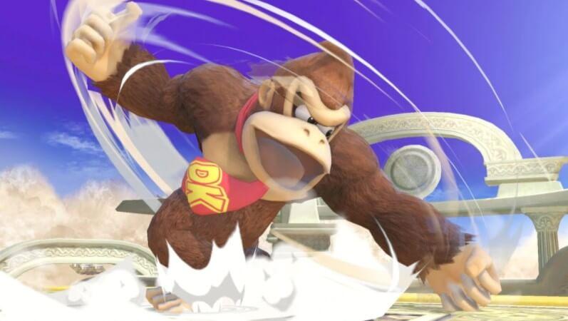 DK smash