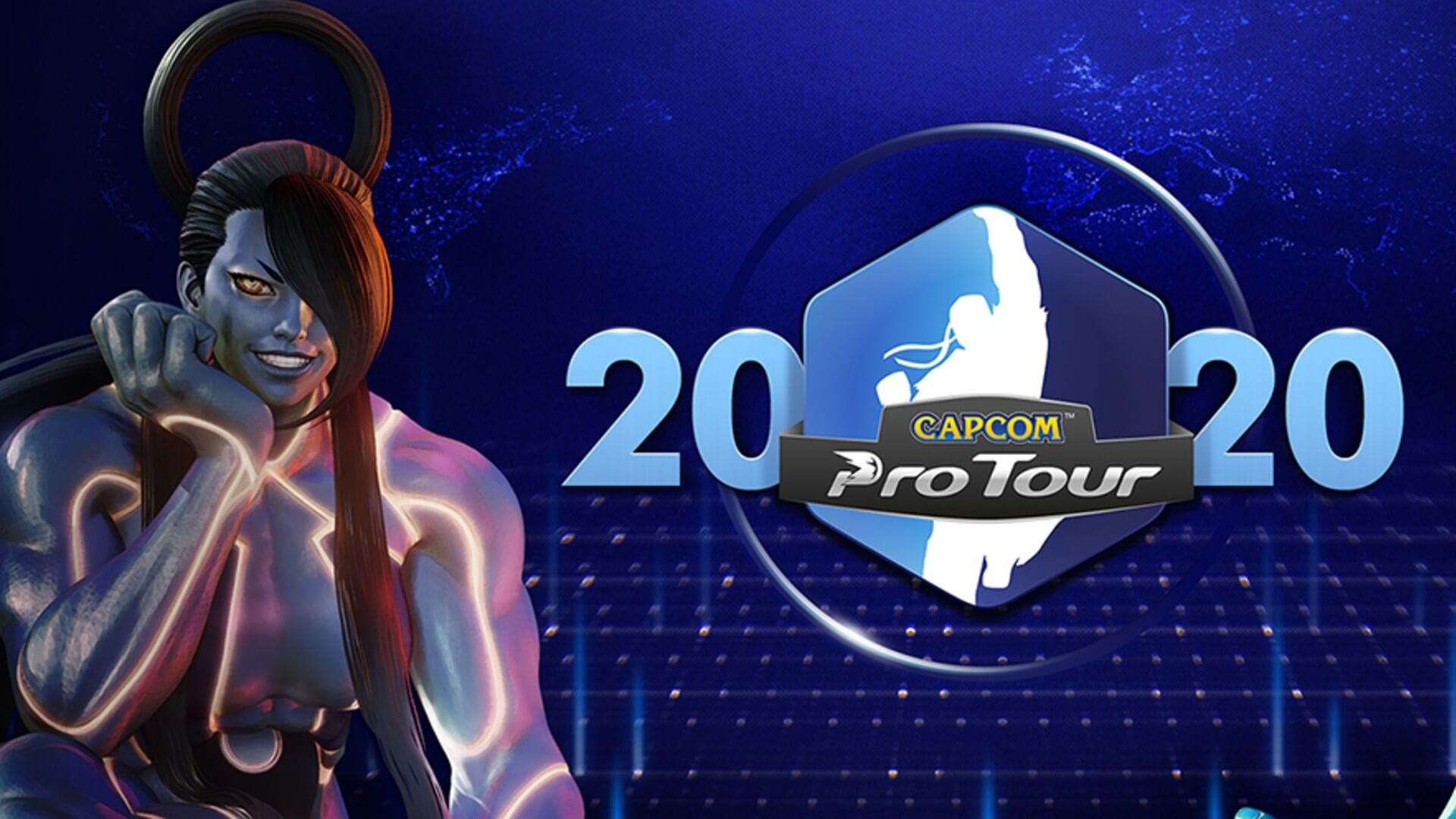 Smaller regions required for Capcom Pro Tour Online 2020