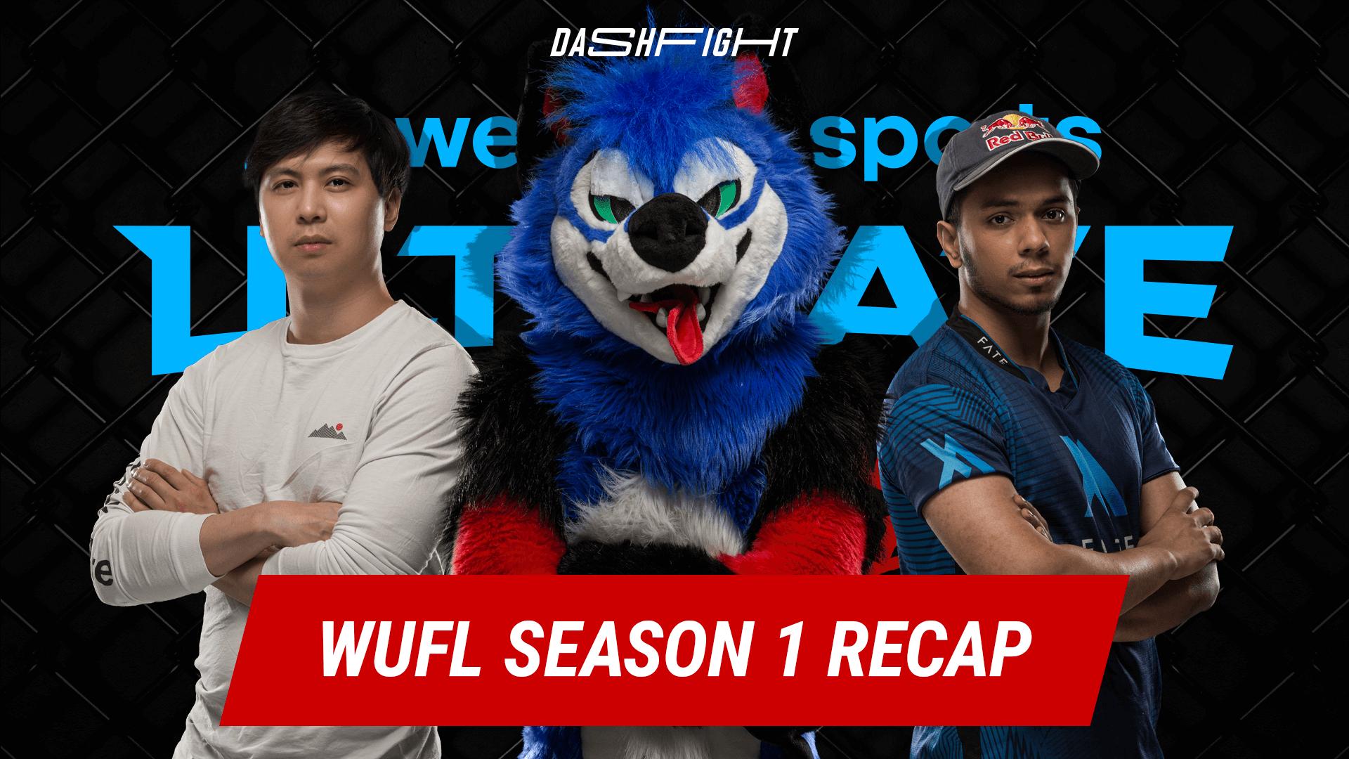 WePlay Ultimate Fighting League - Season 1 Recap