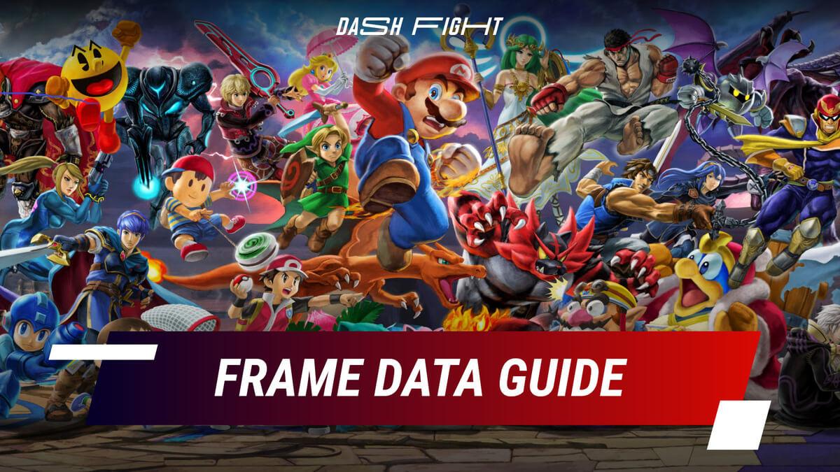 Understanding Frame Data in Super Smash Bros. Ultimate
