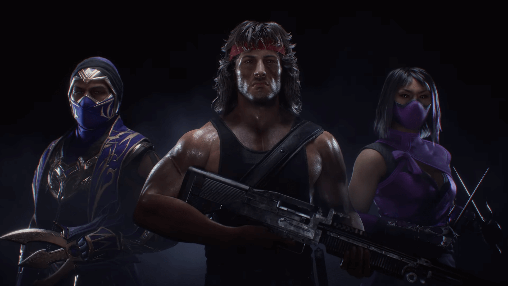 Mortal Kombat 11 Kombat Pack 2: Characters revealed