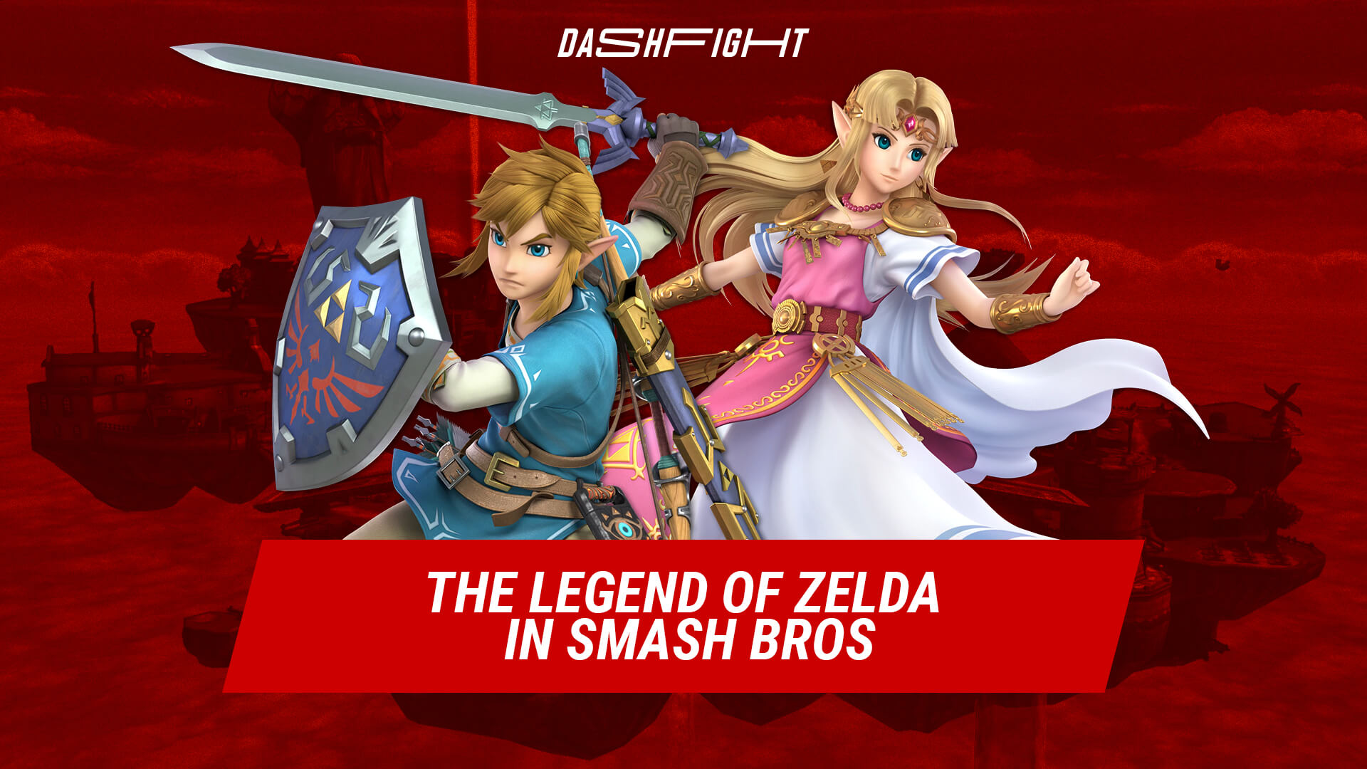 The Legend of Zelda in Smash Bros - All You Need to Know