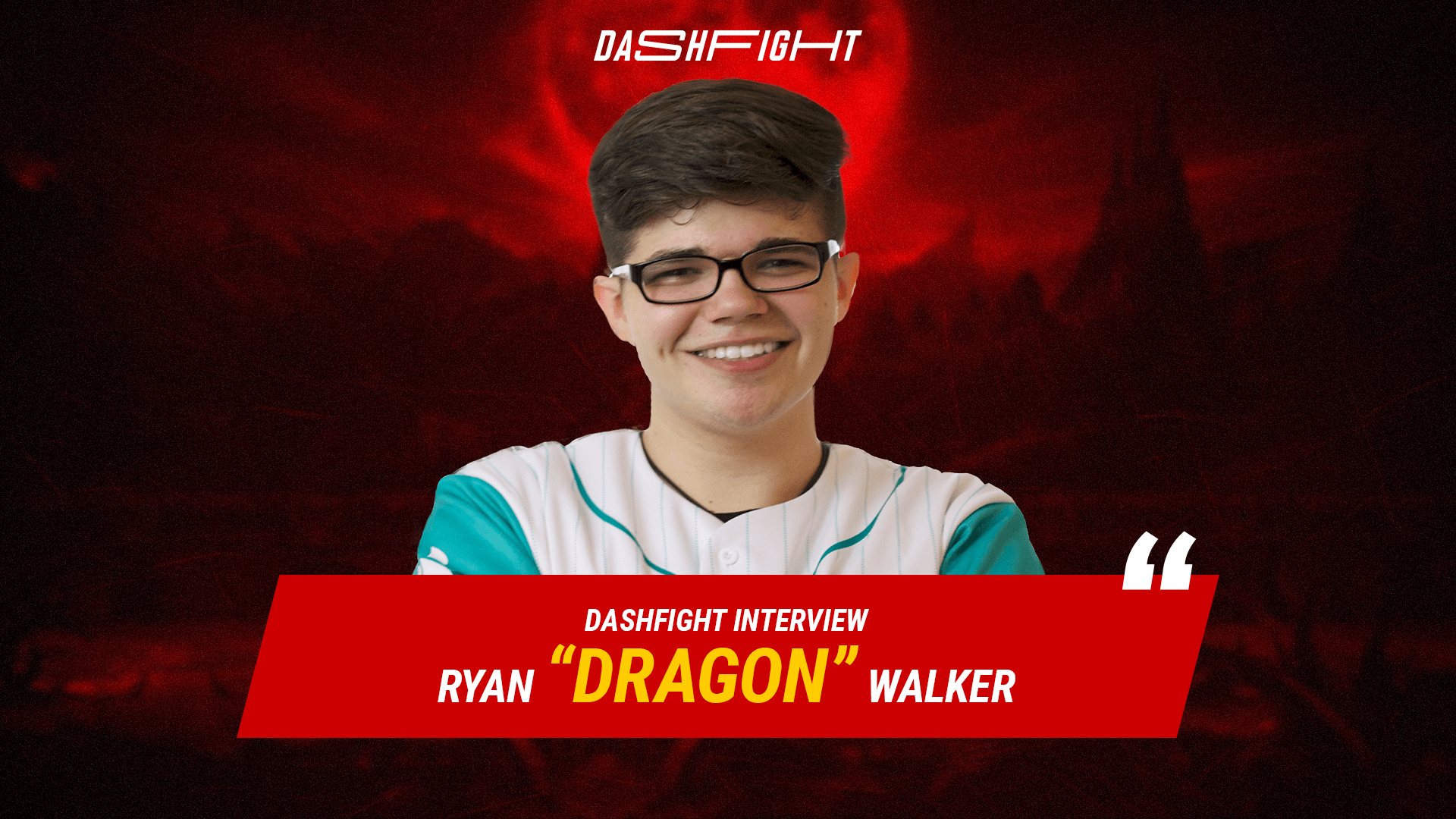 """Interview with Ryan """"Dragon"""" Walker before his WePlay Weekend Brawl"""