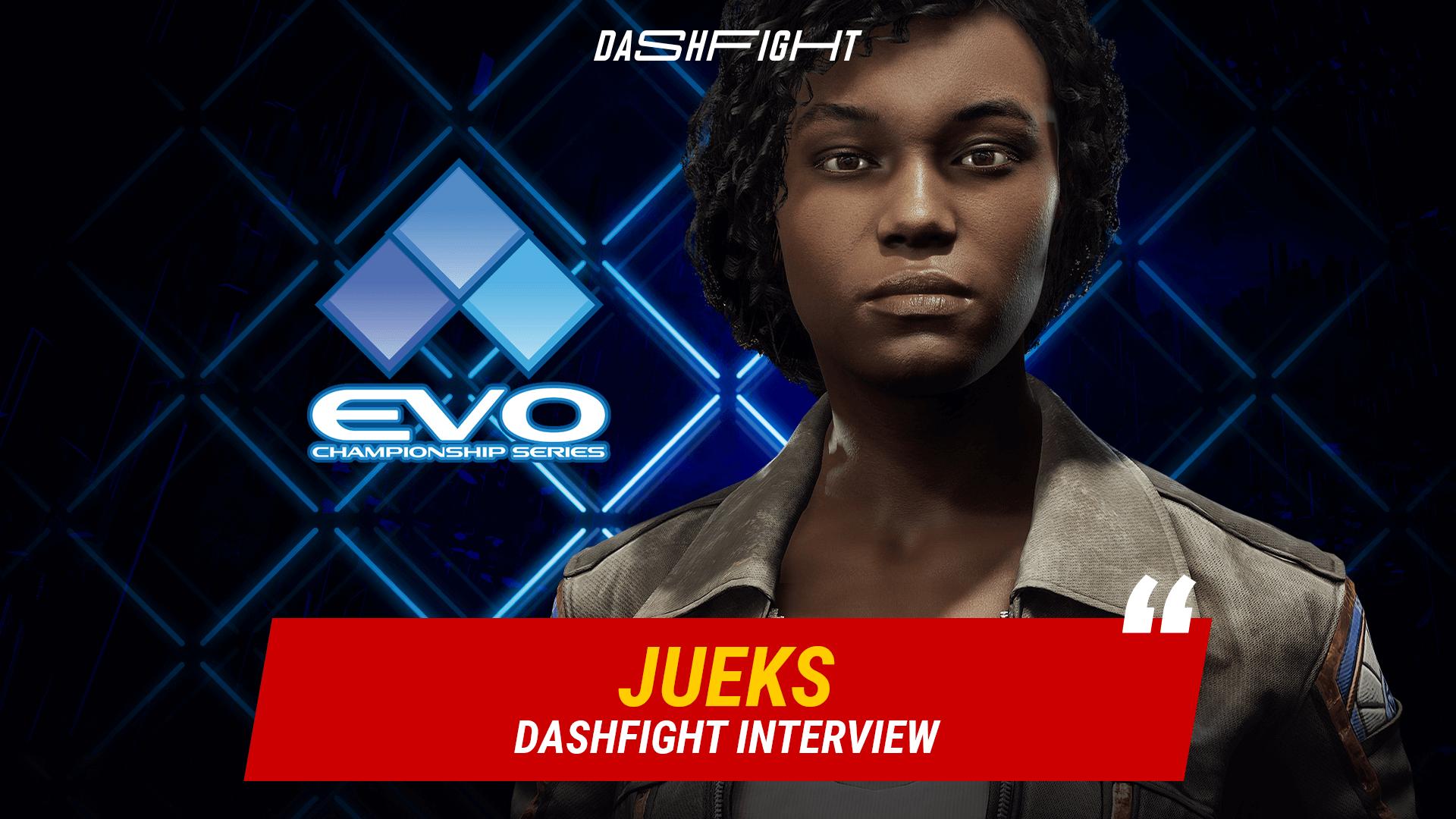 """Fighting NinjaKilla Is Like Facing a Robot""- Jueks Evo 2021 Interview"