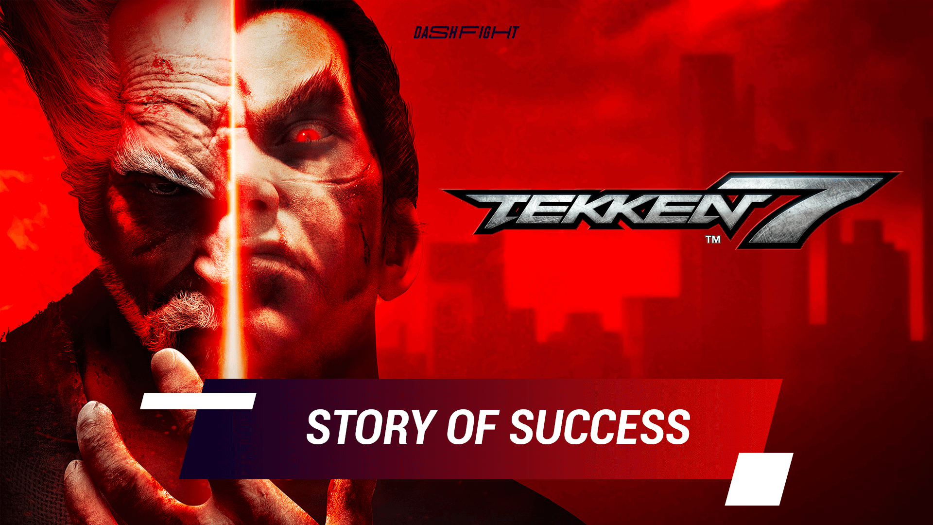 A Story of Success: How Tekken Burst into the Industry