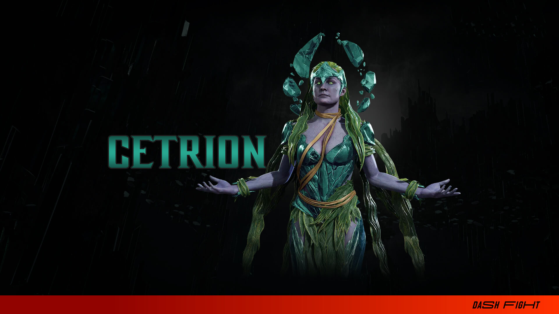 Cetrion - Mortal Kombat 11