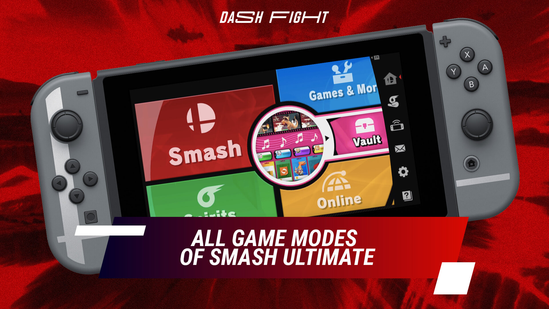 Ultimate modes of Super Smash Bros.