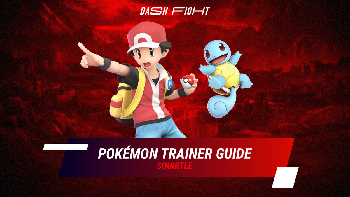 Smash Ultimate: Pokémon Trainer - Squirtle Guide