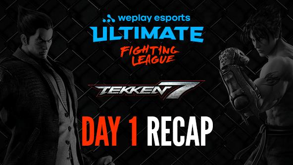 WUFL Tekken 7 Day 1 Recap