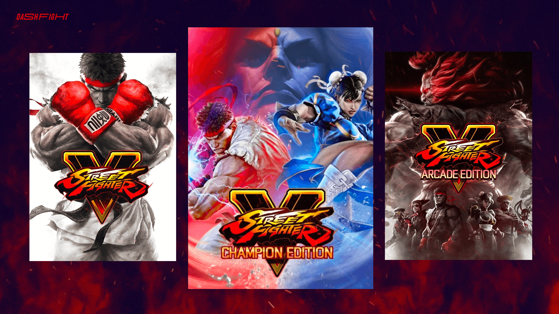 Street Fighter V Game Editions Guide