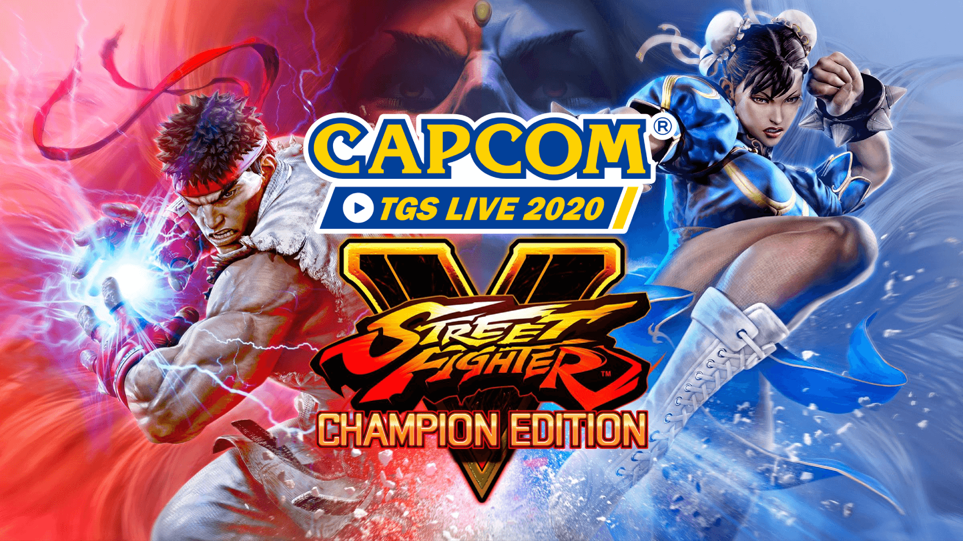 Capcom Prepares a SFV Presentation at TGS Live 2020