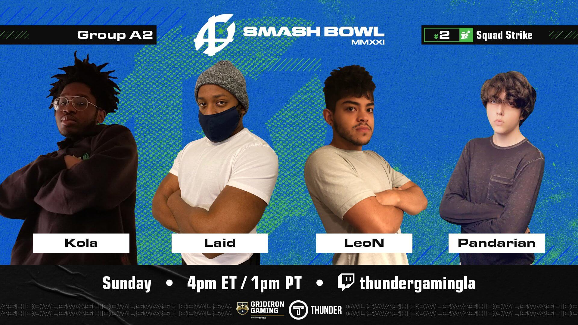 Smash Bowl MMXXI Week Two Summary & Highlights