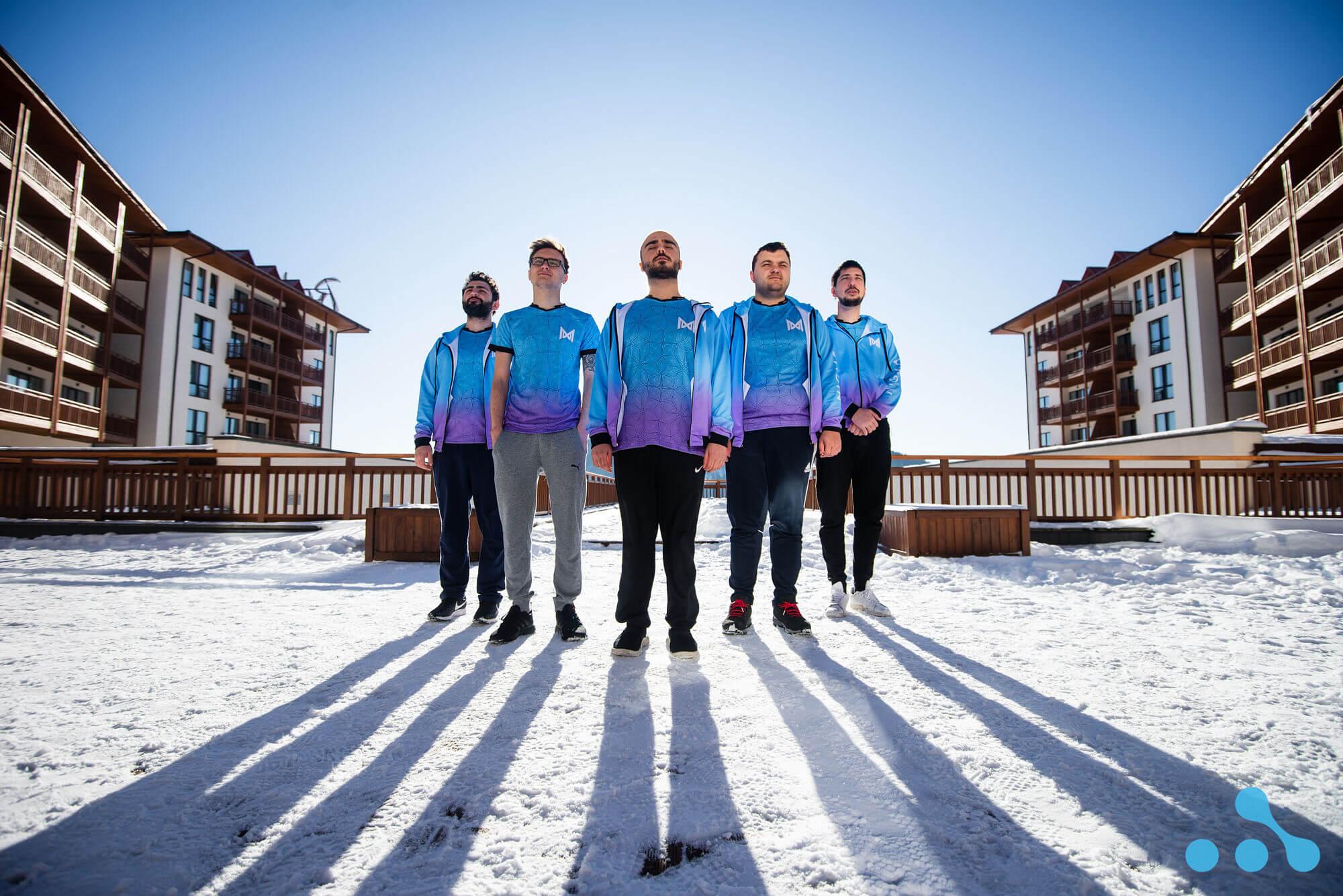 Team Nigma at WePlay! Bukovel Minor 2020