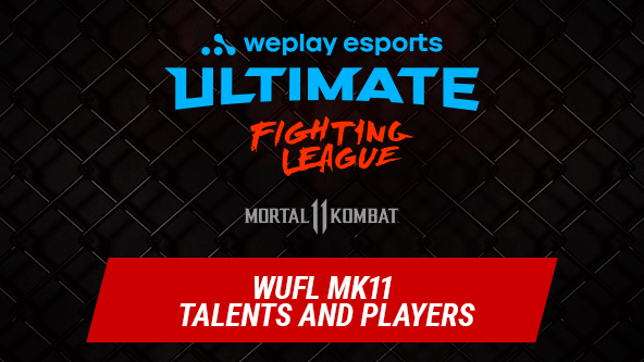 WePlay Ultimate Fighting League Season 1 Players, Talent, and Dates