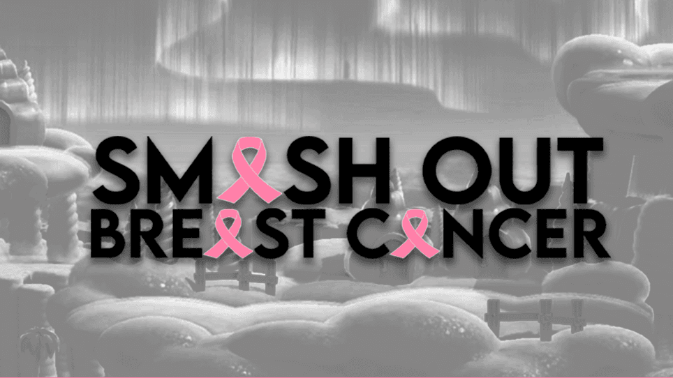 Smash Out Breast Cancer - Over 700 Competitors playing for Charity