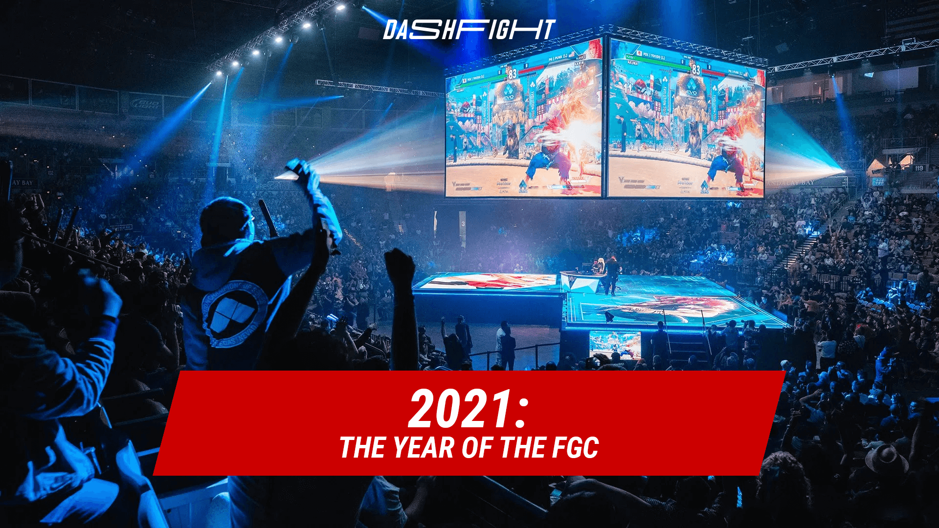 2021: The Year of FGC Esports