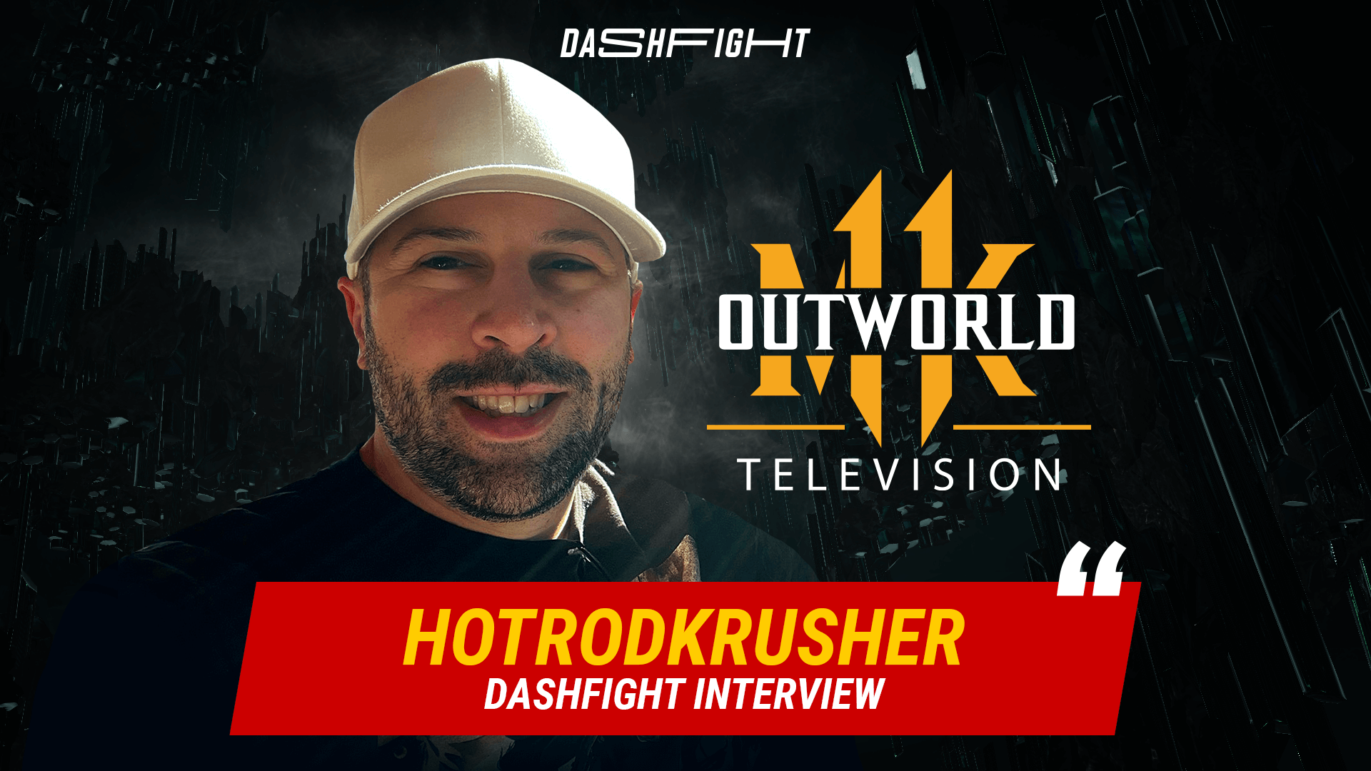 Interview with hotrodkrusher by DashFight