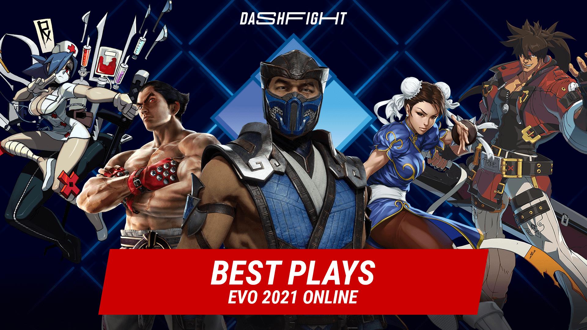Evo 2021's Best Plays