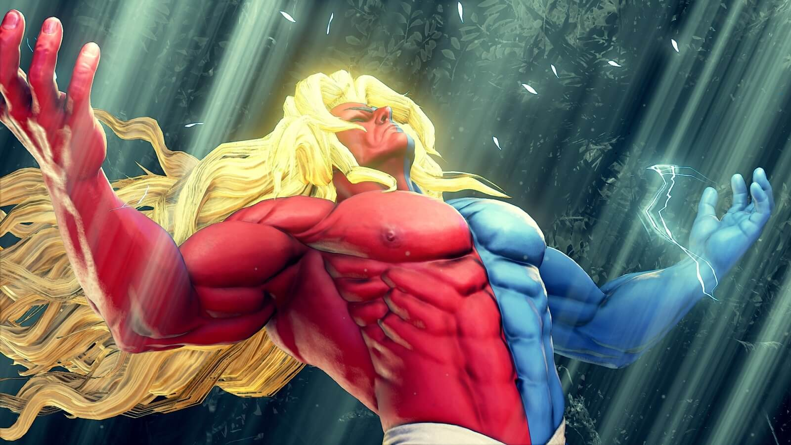 Street Fighter V Champion Edition soundtrack - when and where