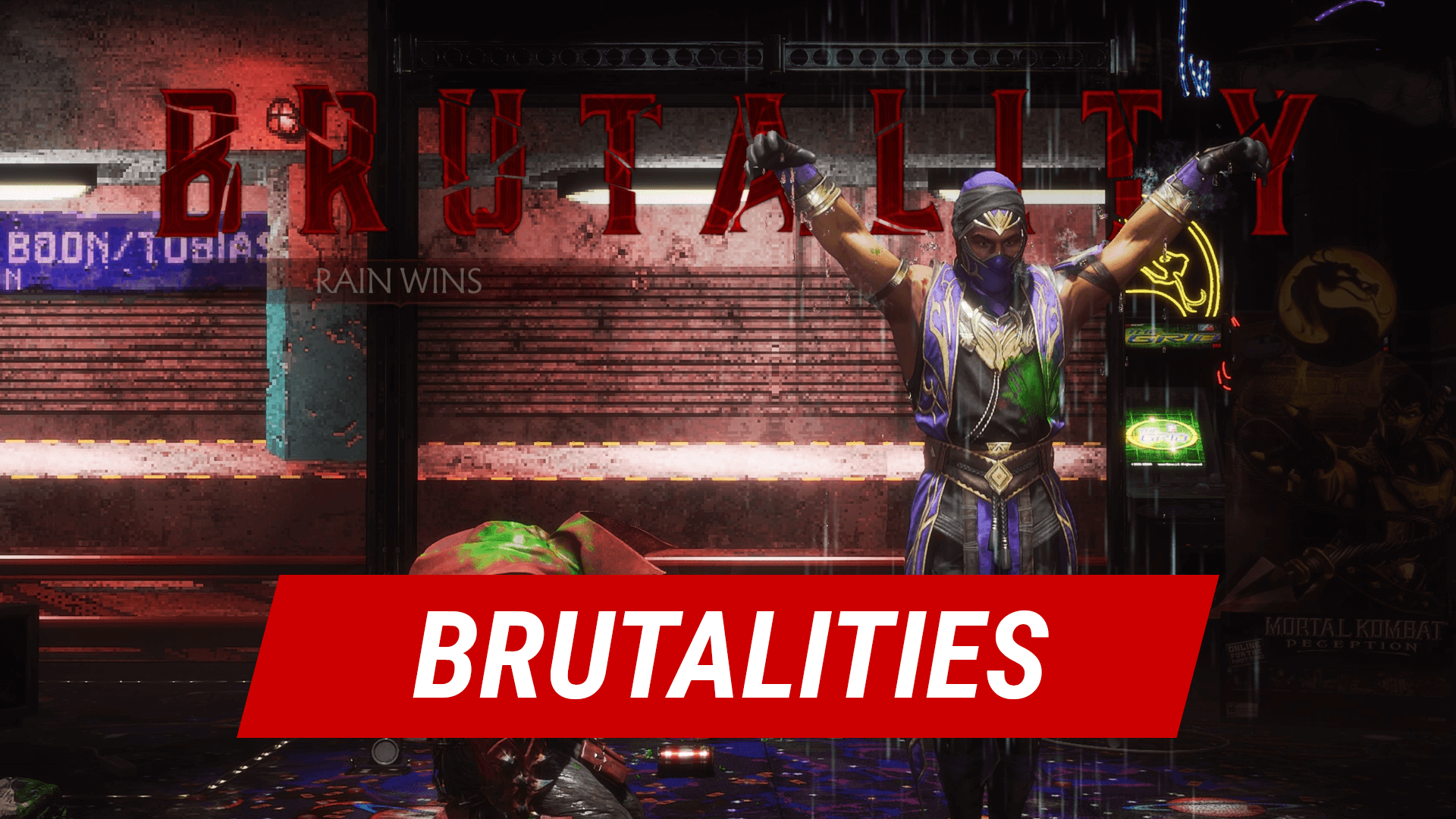 Mortal Kombat 11 Ultimate Guide: Brutalities