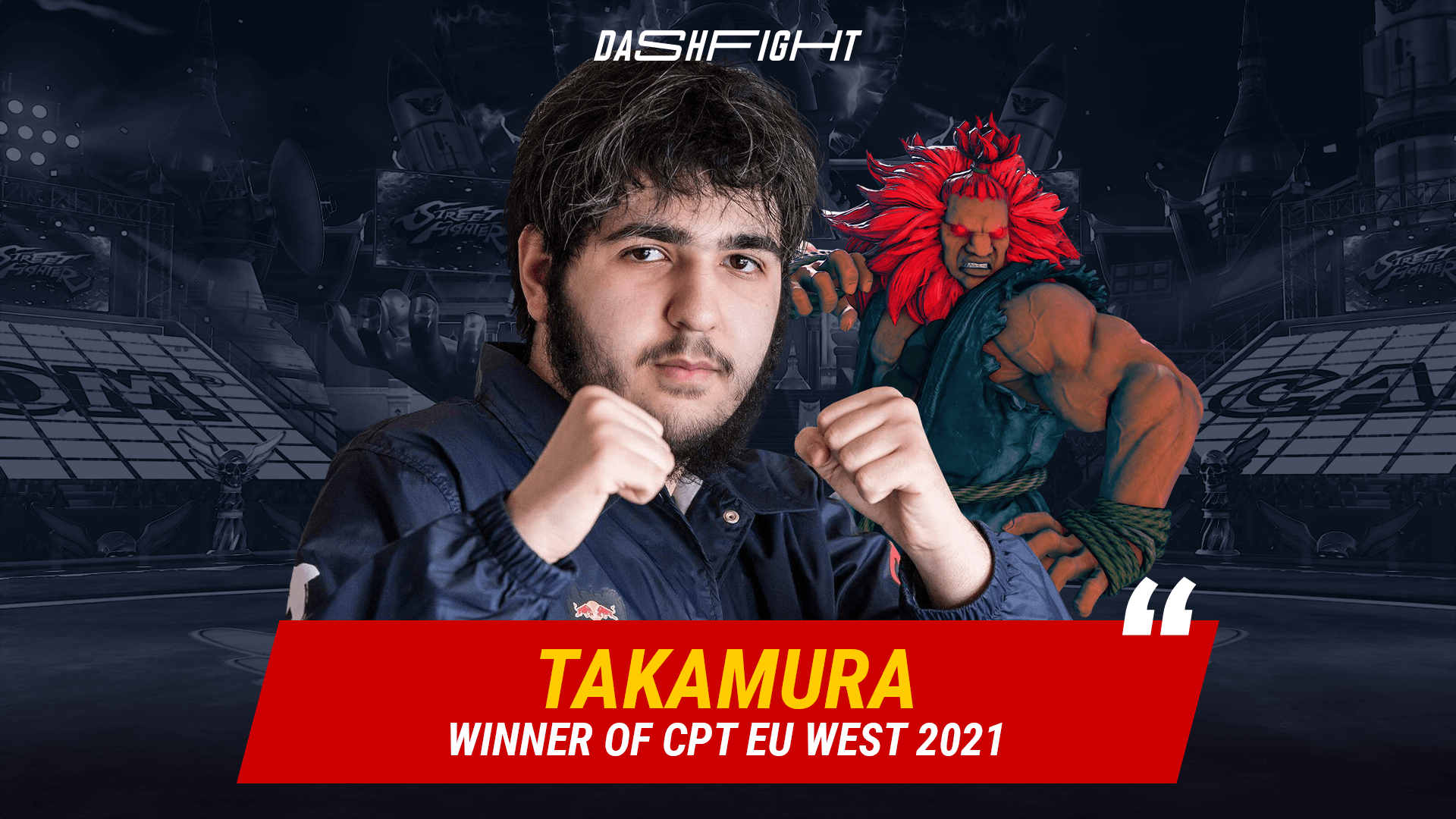 """Interview With CPT EU West Winner Takamura: """"I Had To Stop Cammy"""""""