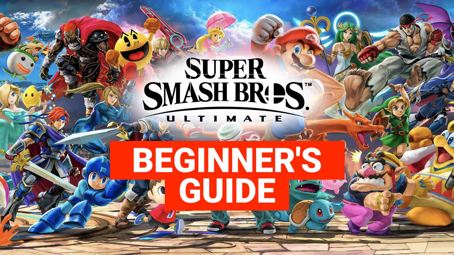 Nintendo Fighting: Super Smash Bros. Ultimate Guide (Beginner)