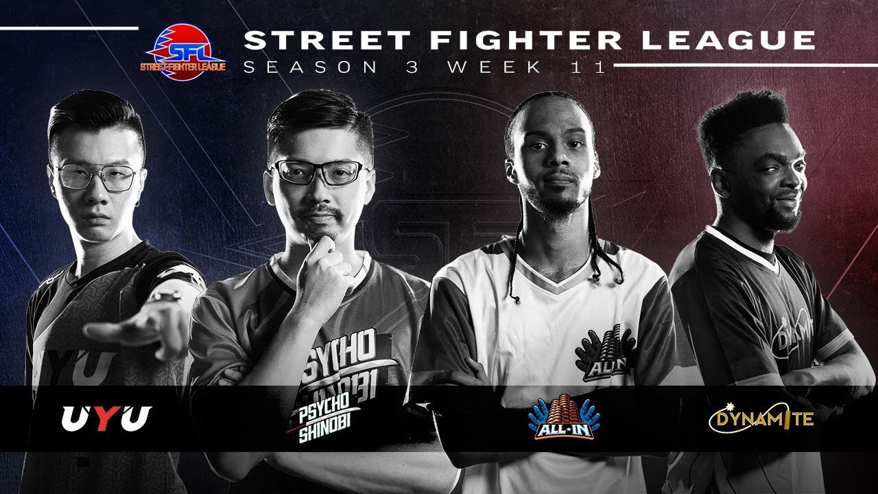 All-In gets another bitter loss in Street Fighter League Pro-US