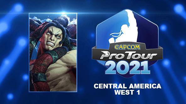 SFV Capcom Pro Tour - Fights in Central America