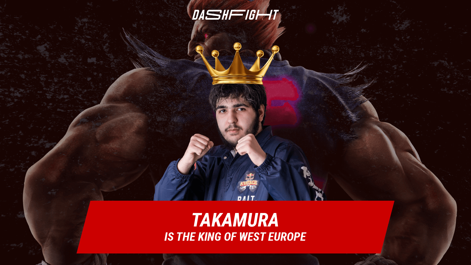 CPT EU West: Takamura is the King of West Europe!